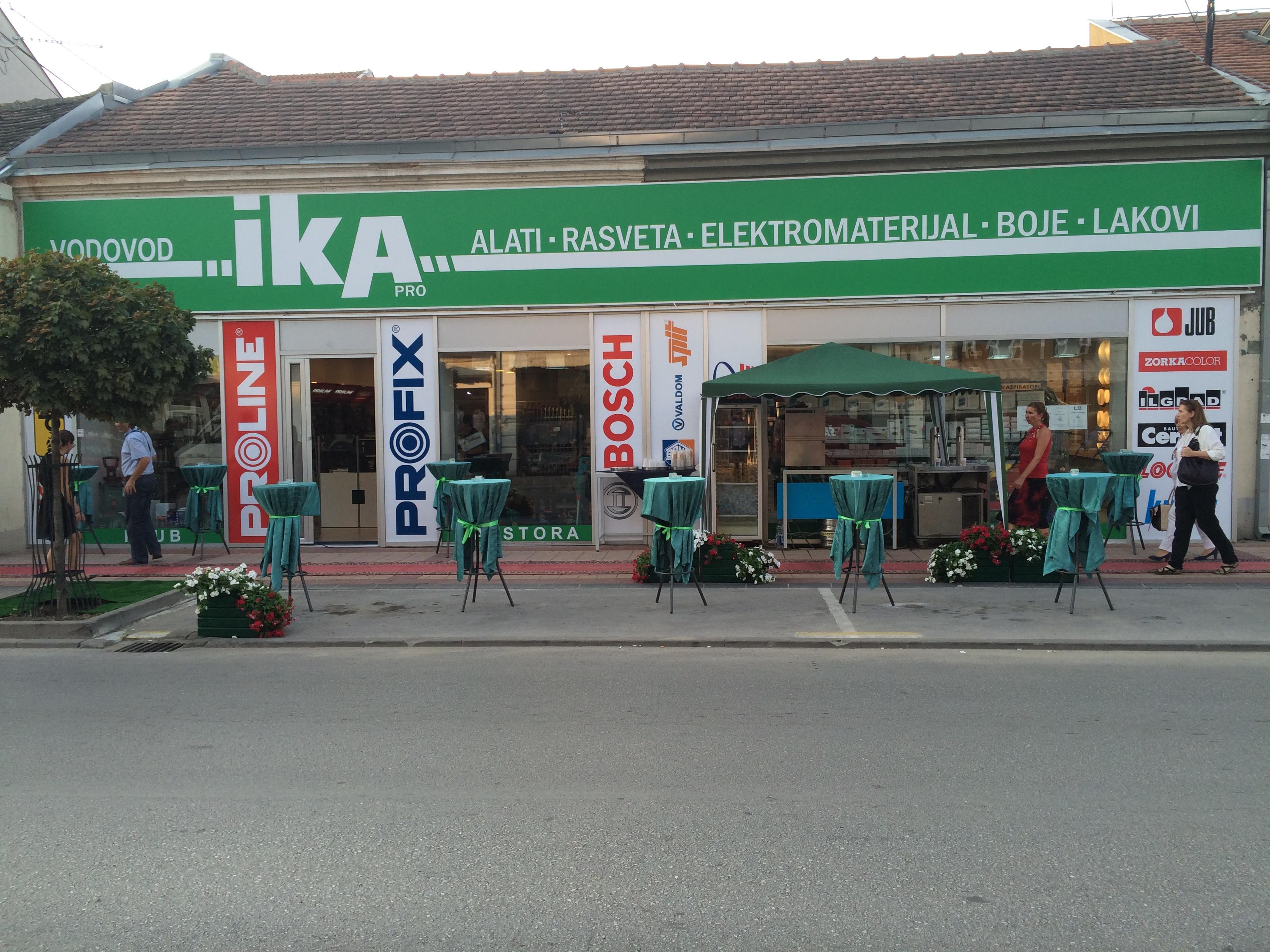 Prodavnica u srcu Obrenovca!